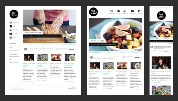 Mobiles Webdesign für alle Endgeräte